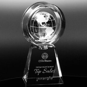 Awards In Motion® Global Ring 9-1/4